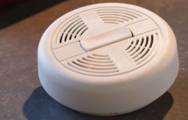 Notice of installation of Smoke Alarms